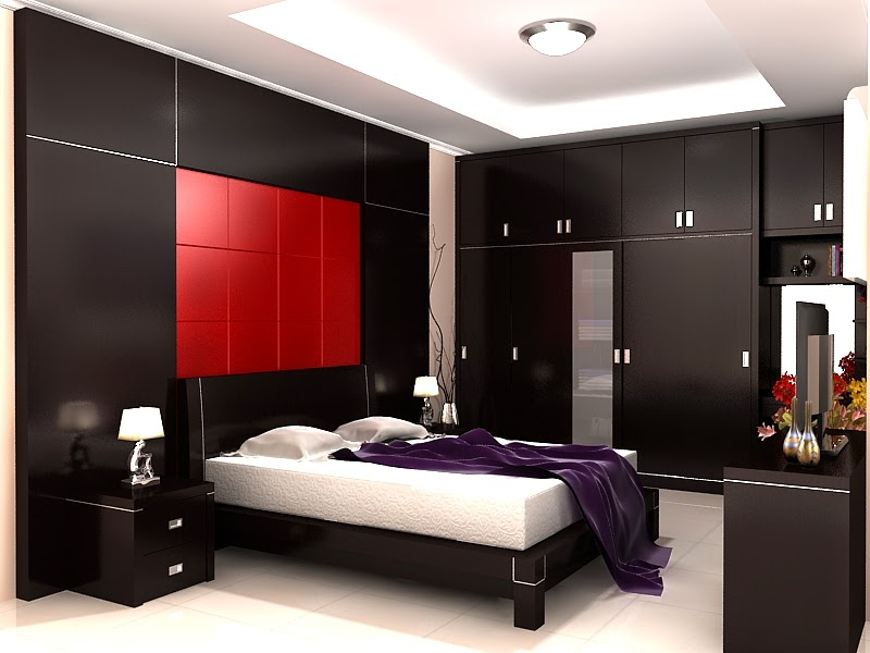 1 kamar 2 tempat tidur