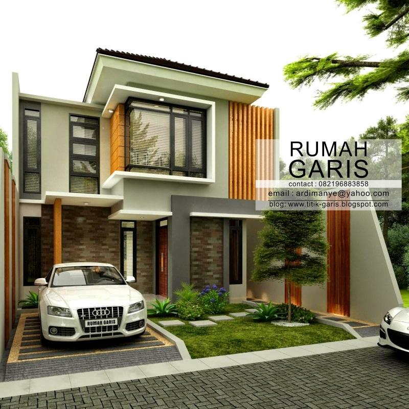 rumah minimalis 7 x 15